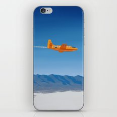 Bell X-1 iPhone & iPod Skin