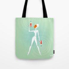 Space Girl 2004 Tote Bag