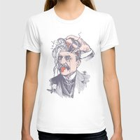 Wild Things Womens Fitted Tee White SMALL