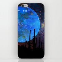 The Moon2 iPhone & iPod Skin