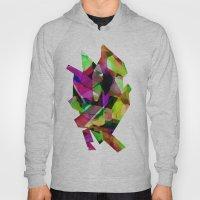 Geometric Puzzel Hoody