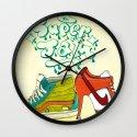 super jam Wall Clock