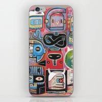 Hypnotictac iPhone & iPod Skin