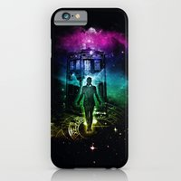 time traveller v2 iPhone 6 Slim Case