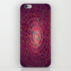 Enter The Void iPhone & iPod Skin