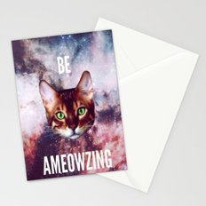 be ameowzing Stationery Cards