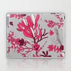Fuchsia Cradle Flora Laptop & iPad Skin