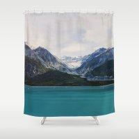 Alaska Wilderness Shower Curtain