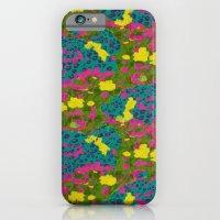 Jungle mix iPhone 6 Slim Case