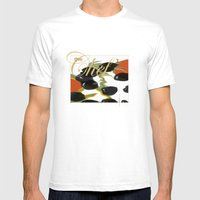 Antipasto / Olives Mens Fitted Tee White SMALL