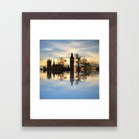 Westminster woods Framed Art Print