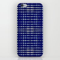 Deelder Blue iPhone & iPod Skin