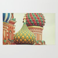 Russian Onion Domes Rug