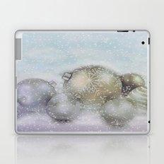 Romantic Christmas Laptop & iPad Skin