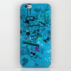 My Broken Dreams iPhone & iPod Skin