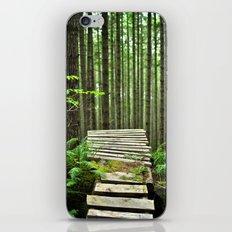 Bike Trail, BC iPhone & iPod Skin