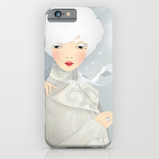 The Wings of the Dove iPhone & iPod Case