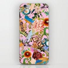 SUMMER BOTANICAL IX iPhone & iPod Skin