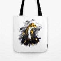 The Cheetah Tote Bag
