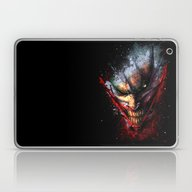 Madness Is The Emergency… Laptop & iPad Skin