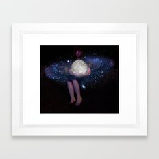 Night Watcher Framed Art Print