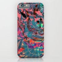 iPhone & iPod Case featuring Laced by elikourY