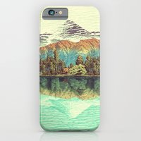 orange iPhone & iPod Cases featuring The Unknown Hills in Kamakura by Kijiermono