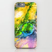 My Sister lives On The Large Green Planet iPhone 6 Slim Case