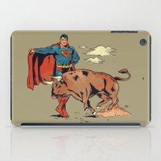 Matador of Steel iPad Case