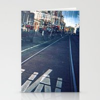 Amsterdam Double Exposure Stationery Cards
