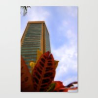 Strong Tower Canvas Print