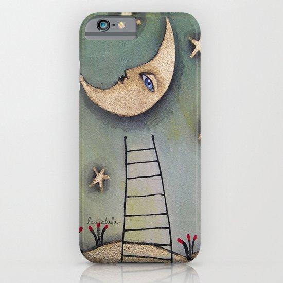 MOON iPhone & iPod Case