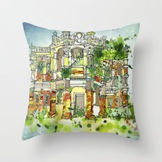 1930's Throw Pillow