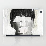 iPad Case featuring Faceless | Number 02 by FAMOUS WHEN DEAD