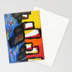 Depression Begins Stationery Cards