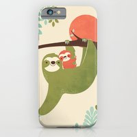 Mama Sloth iPhone 6 Slim Case