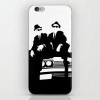 Blues Brothers iPhone & iPod Skin