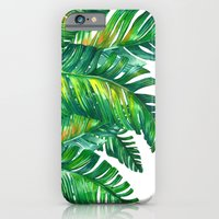 tropical green 2 iPhone 6 Slim Case