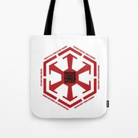 The Code Of The Sith Tote Bag