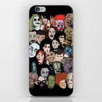 Halloween Gumbo iPhone & iPod Skin