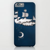 ship iPhone & iPod Cases featuring SHIP by Jumanaah Hiasat