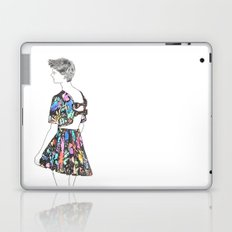 I don't care! Laptop & iPad Skin