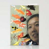 Fish's Stationery Cards