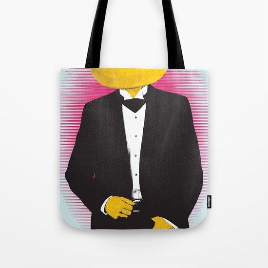Lemonhead Tote Bag