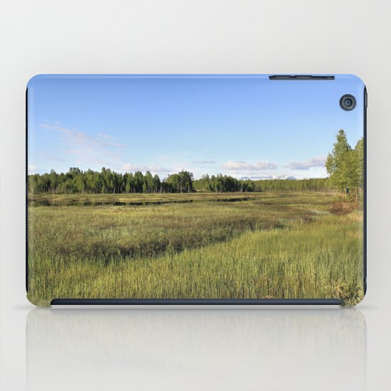 Wetlands iPad Case