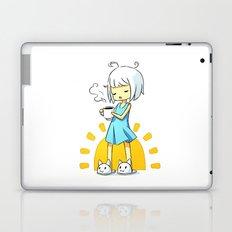 Morning Coffee 2 Laptop & iPad Skin