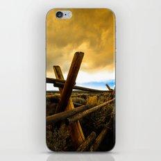 Choking the Sun iPhone & iPod Skin