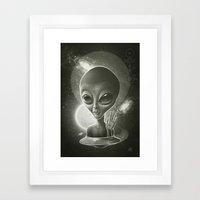 Alien II Framed Art Print