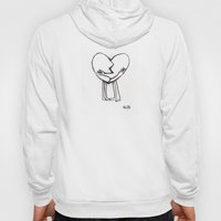 2 of hearts Hoody