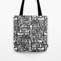 Peartree Tote Bag